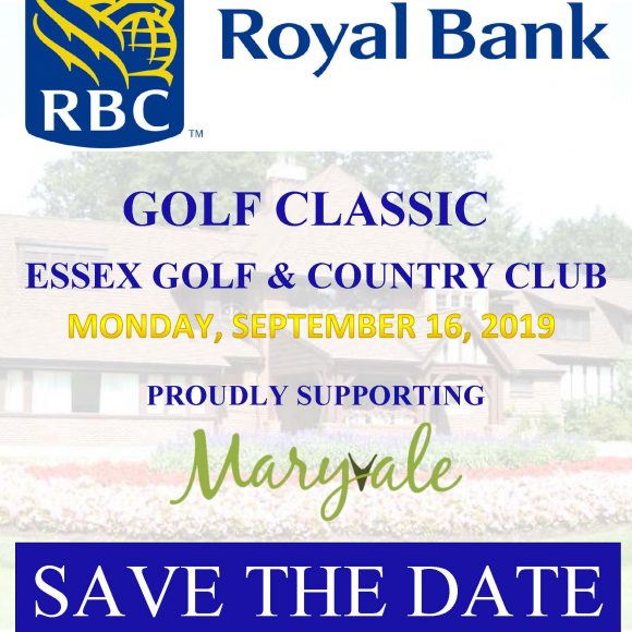 24th Annual Royal Bank Golf Classic – September 16, 2019